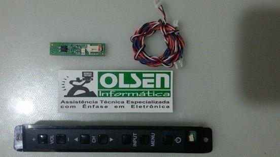Teclado E Sensor Tv Aoc T2965ms