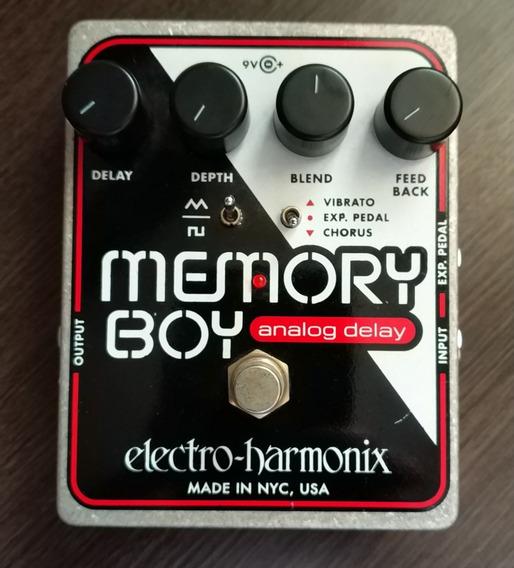 Pedal Electro Harmonix Memory Boy Analog Delay