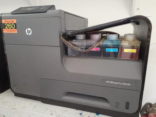 Multifuncional Hp Pro X 451 X451