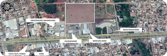 Área Para Venda Universitário, Campo Grande/ms - Ar00093