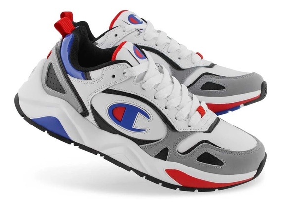 Tenis Champion Nxt Concrete Sneakers Originales Air Max Nmd