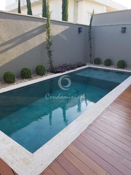 Casa Em Condomínio À Venda, 3 Quartos, 4 Vagas, Residencial Quinta Do Golfe - São José Do Rio Preto/sp - 615