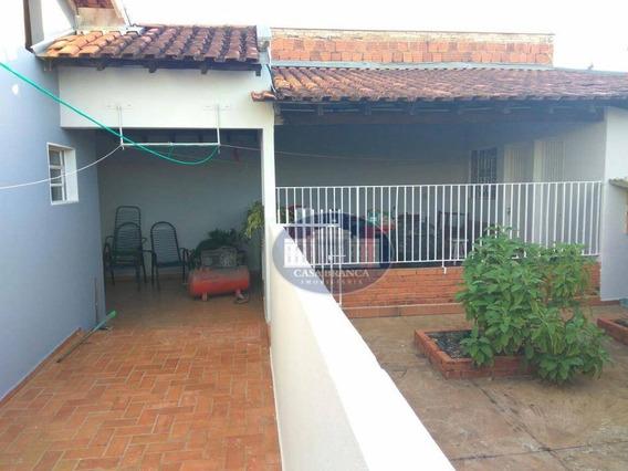 Casa Residencial À Venda, Umuarama, Araçatuba. - Ca0809