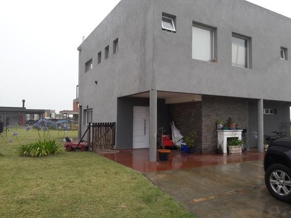 Alquiler Casa Quinta En Barrio Privado Temporario