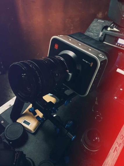 Câmera De Cinema Blackmagic 2,5k