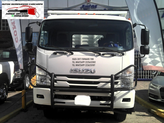 Isuzu 2017 Forward 1100 Tm 210 14m Toneladas 4 Cil