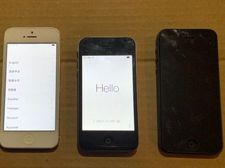 Lote De iPhone Para Repuestos