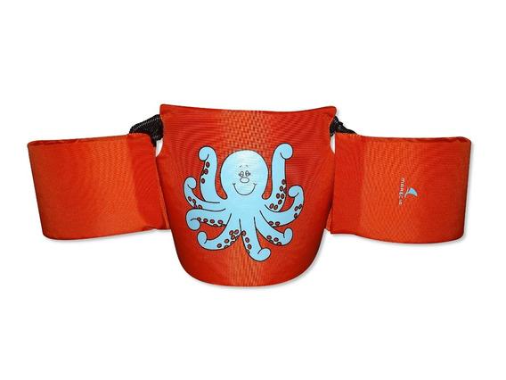 Colete Salva Vidas Infantil Mar & Cia Até 20kg
