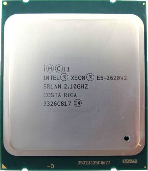 Processador Xeon E5-2620v2 Lga 2011 6 Nucleos E 15mb Cache
