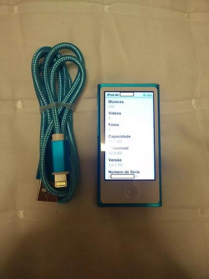 Apple iPod Nano 7a Geração - 16gb