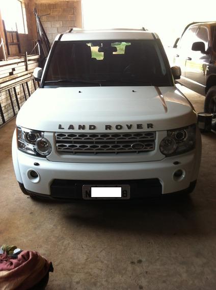 Land Rover Discovery 4 3.0 Sdv6 Se Diesel Bi-turbo