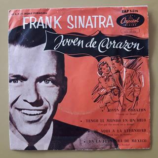 Frank Sinatra / 7 / Ep / Joven De Corazón / Argentina / 50