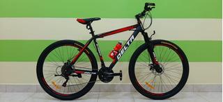 Bicicleta Mtb Delta Rod 29 Aluminio