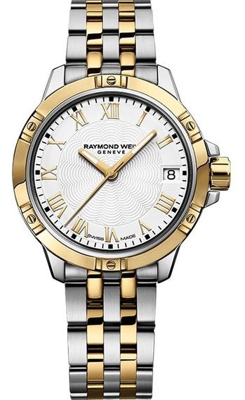 Reloj Raymond Weil Tango Dama Madre Perla Rw5960stp00308