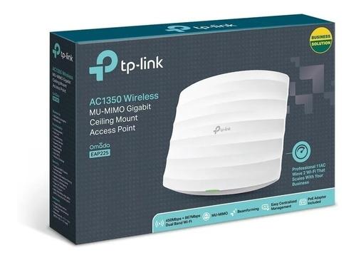 Access Point Wireless Gigabit De Teto - Eap225 Tplink