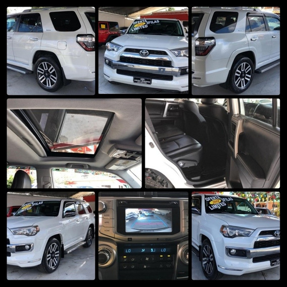 Toyota 4runner Limited 3f Americana