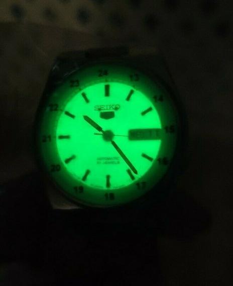 Relógio Seiko 5 Automático 7s26- Top!