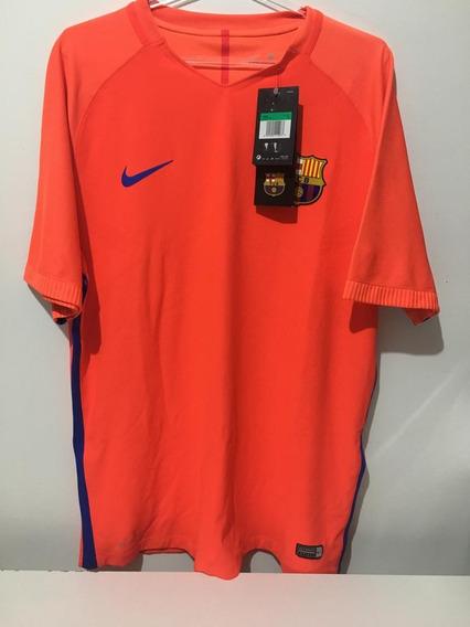 Camisa Nike Barcelona Jogador Aeroswift Striketop -original-