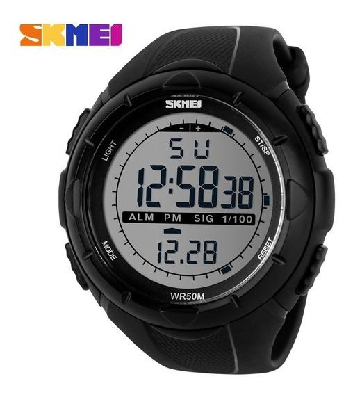 Relógio Masculino Skmei 1025 Militar Digital Esportivo Prova D