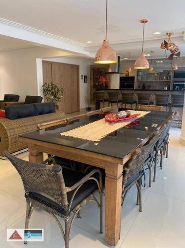 Imagem 1 de 27 de Apartamento Com 4 Dormitórios À Venda, 242 M² Por R$ 2.700.000,00 - Tatuapé - São Paulo/sp - Ap6649