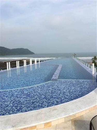 Imagem 1 de 30 de Apartamento 3 Dormitorios Vista Mar Na Cidade De Praia Grande - Mar106