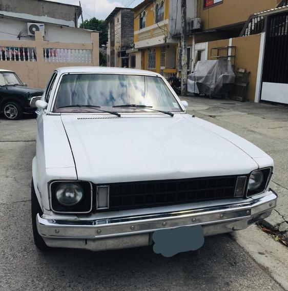 Chevrolet Nova Seda
