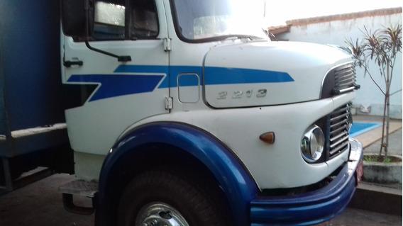 Caminhão 2213 Traçado E Reduzido Para Plantio De Cana