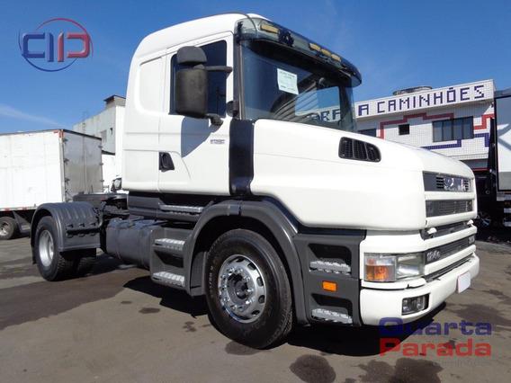Scania T124 360 4x2 Cavalo Mecânico Toco 2000 00