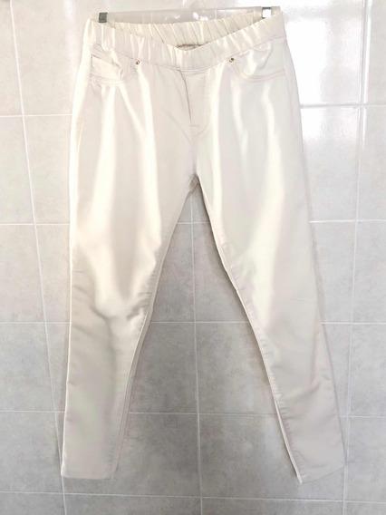 Leggings Blancos Zara Talla Chica