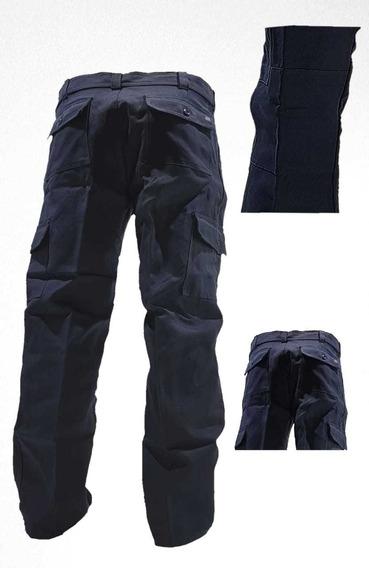 Pantalon Cargo Super Reforzado 4 Colores Fabrica T. 38 Al 48