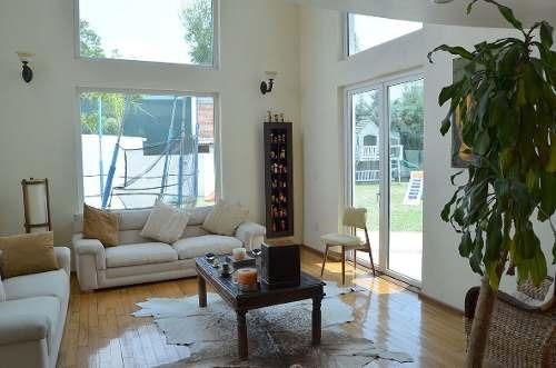 Ev1353-2.-tal Como La Soñó, Hermosa Casa En Loma De Valle Escondido