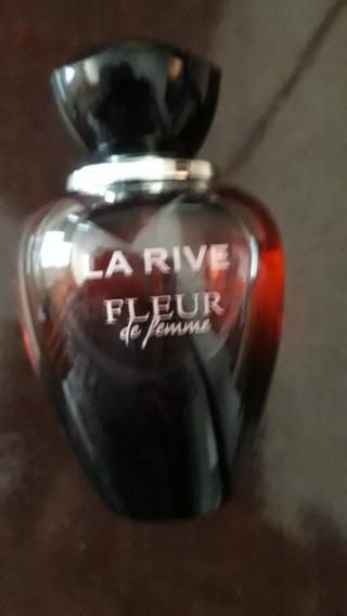 Perfume Francês Fleur De Femme Tipo Poison Girl 90 Ml