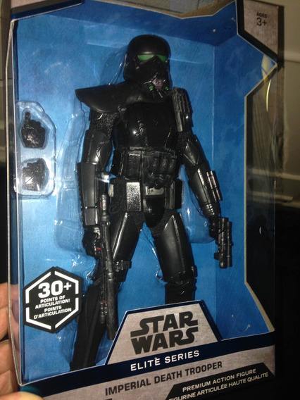 Star Wars Imperial Death Trooper Elite Series 28cm Disney Fg