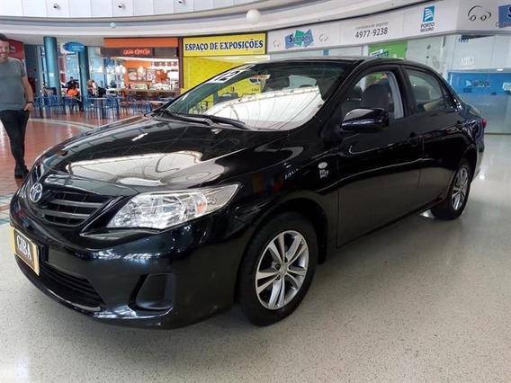 Toyota Corolla 1.8 Xli 16v Flex 4p Automático 2011/2012