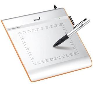 Genius Tabla Digitalizadora G-pen I405x Usb Cuotas