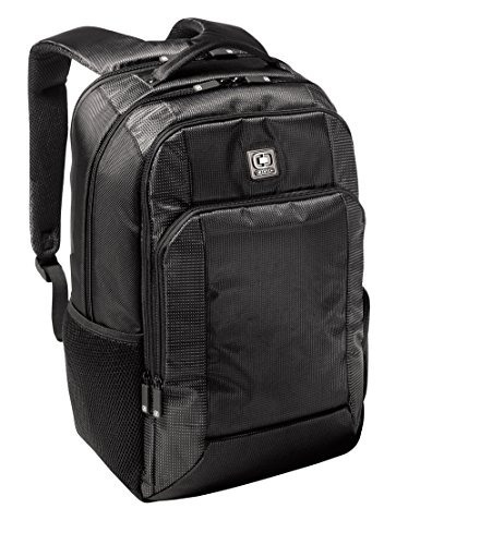 Ogio Roamer Tsa Friendly 16 Computer Laptop Backpack, Black