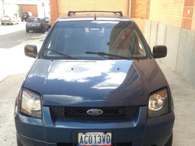 Ford Ecosport 2004 Funcional Y Lista Para Disfrutar