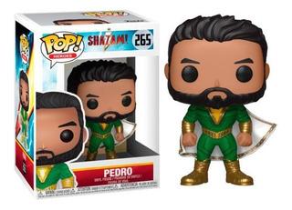 Funko Pop! Pedro #265 Shazam! Jugueteria El Pehuen
