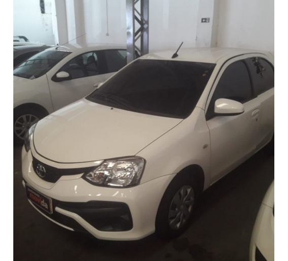 Etios 1.5 Xs 16v Flex 4p Manual 44937km