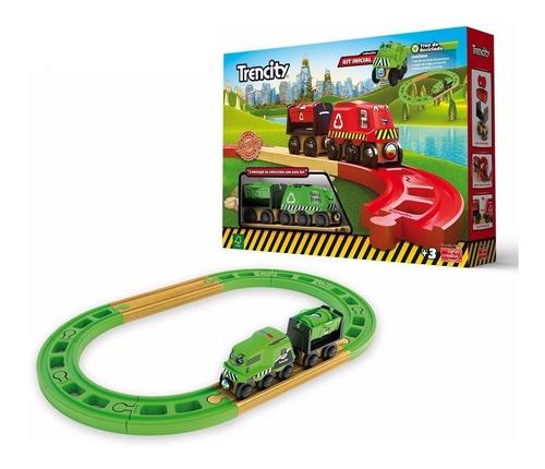 Imagen 1 de 10 de Trencity Kit Inicial Verde - Tienda Oficial -