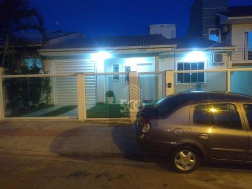 Casa Com 3 Dormitórios À Venda, 110 M² Por R$ 511.000,00 - Forquilhas - São José/sc - Ca0012