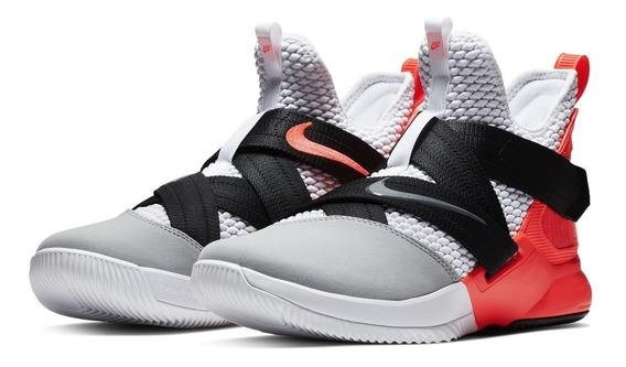 Tênis Nike Lebron Soldier 12 Flash Crimson King James