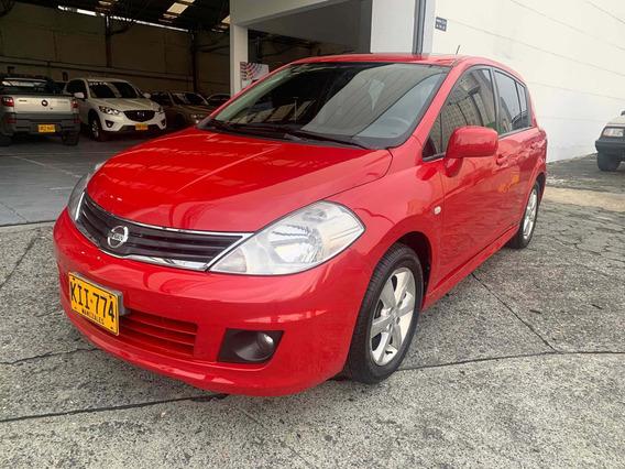 Nissan Tiida Premium 1.8 At Mod 2.012