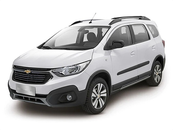 Chevrolet Spin Activ Ltz At 7 Asientos 2020 0km Tasa 0 #4