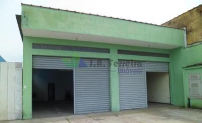 Salão Comercial C/apto À Venda, Cidade Nova Peruíbe, Peruíbe. - Codigo: Sl0001 - Sl0001