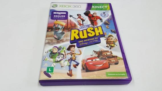 Jogo Kinect Rush - Xbox 360 - Original - (jogo Pra Kinect)