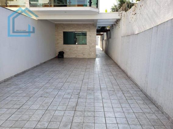 Sobrado Com 4 Dormitórios À Venda, 125 M² - Vila Rosália - Guarulhos/sp - So0153