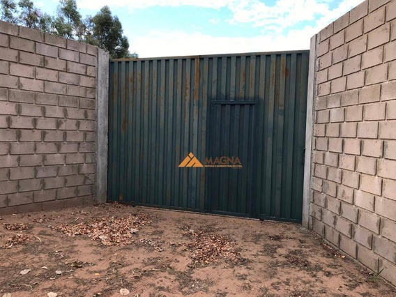 Chácara Com 2 Dormitórios À Venda, 1000 M² Por R$ 170.000,00 - Cajuru - Cajuru/sp - Ch0097