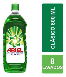 Jabón Líquido Para Ropa Ariel 800 Ml