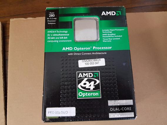 Processador Amd Opteron Dual Core - Osa280cbbox